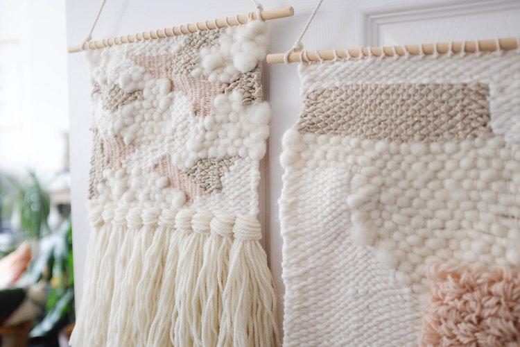 RayStitch weaving