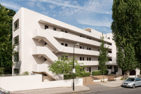 The Penthouse, Isokon Building, London NW3