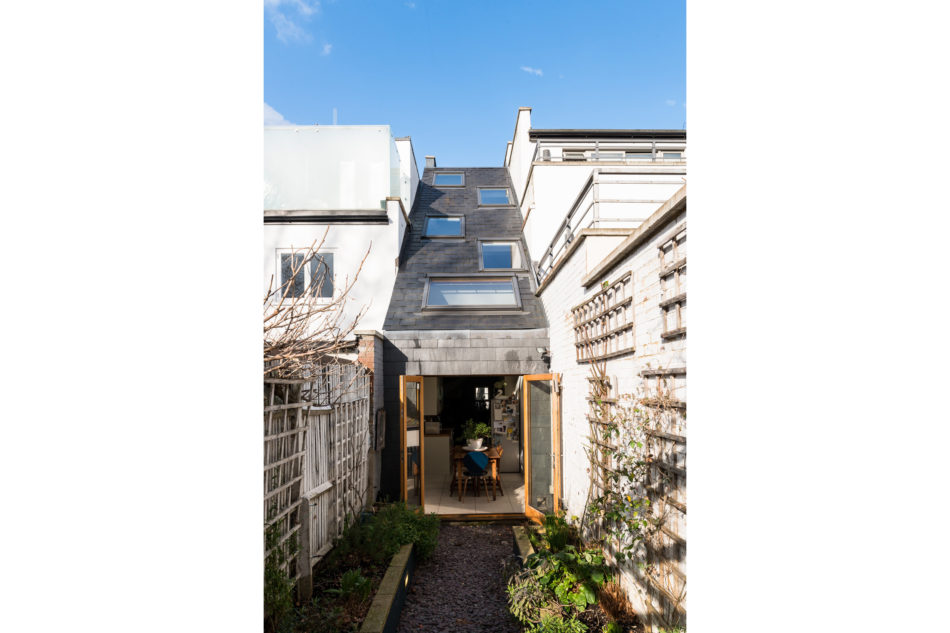 Slim House, St John's Hill, London SW11
