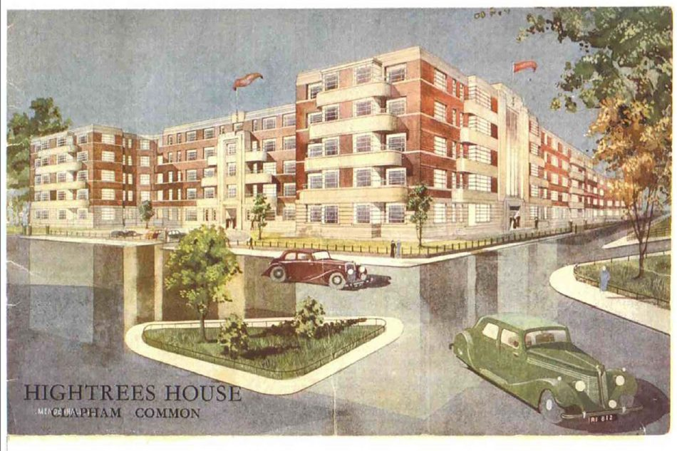 Hightrees House Original Brochure