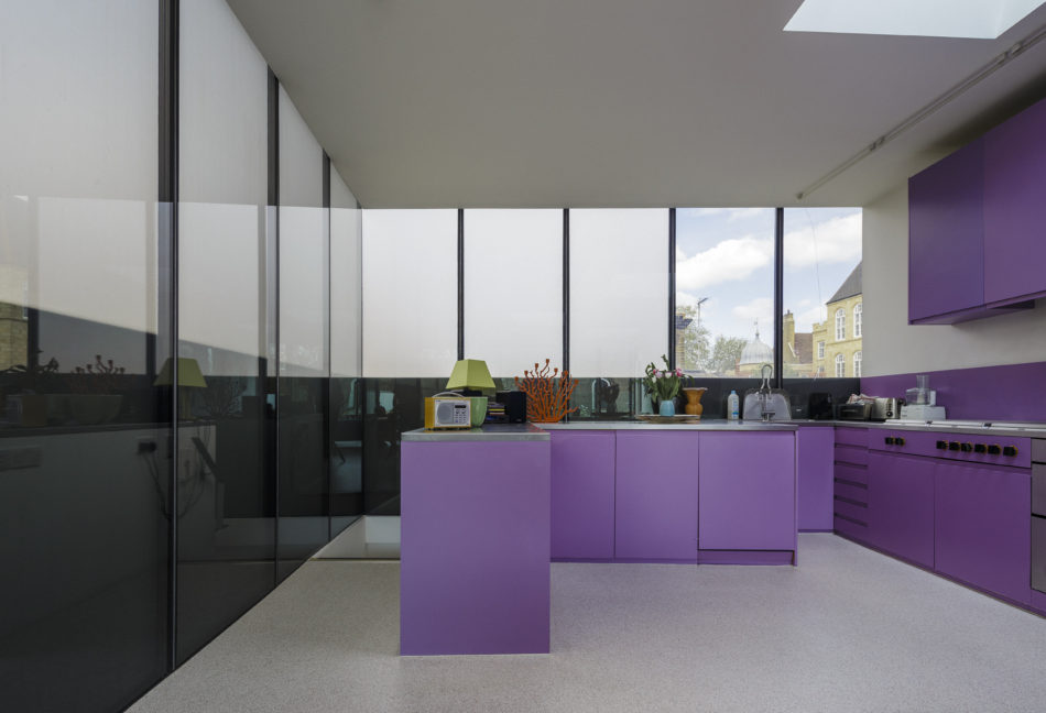Fog House how to decorate with bright colours