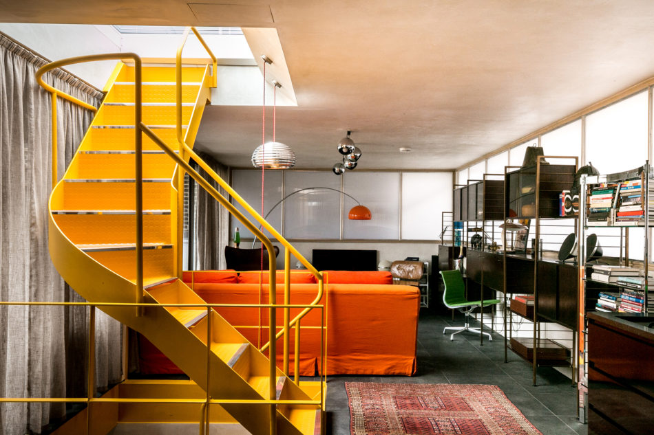 Photographer Jonathan Root how to decorate with bright colours