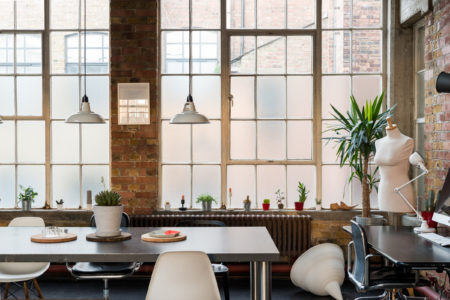 Industrial Revolution: converted industrial spaces for modern living