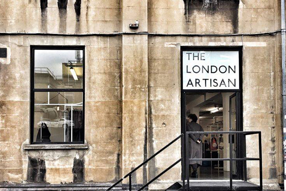 The London Artisan, Old Truman Brewery, London