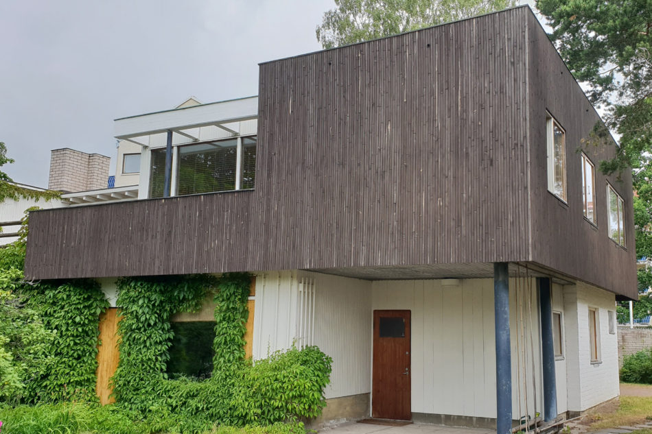 Alvar Aalto home and studio