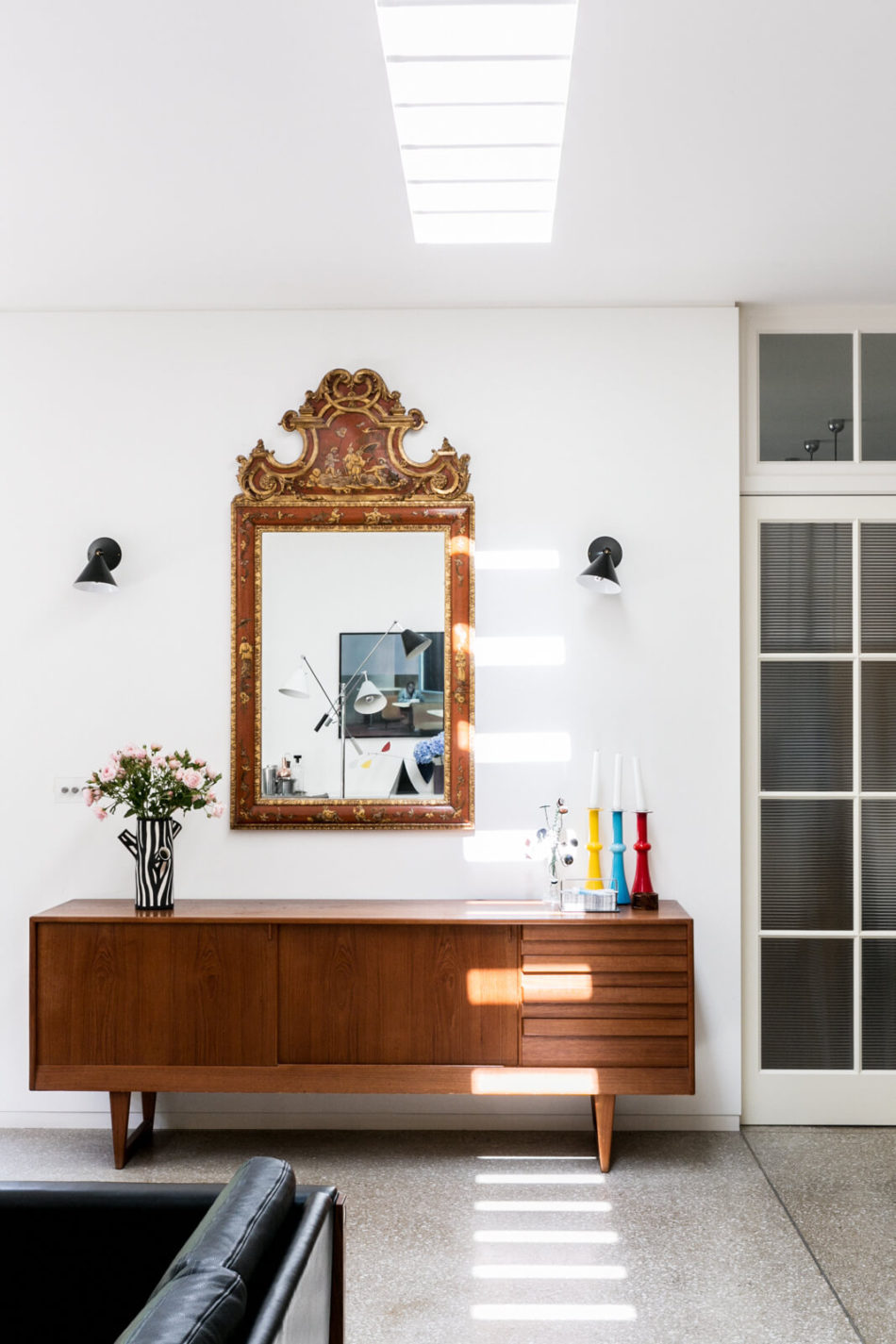 My Modern House: supper club extraordinaire Hanna Goldsmith shows us round her re-imagined 1930s house in Maida Vale