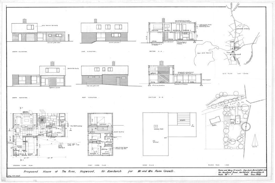Granelli House History #3