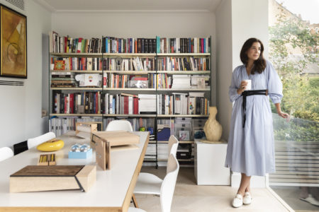 My Modern House: SEEDS gallery owner Nathalie Assi on living with design at her home and showroom in Kensington