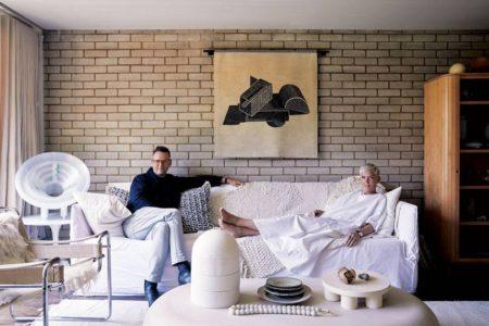 Vogue feature on Matt Gibberd and Faye Toogood