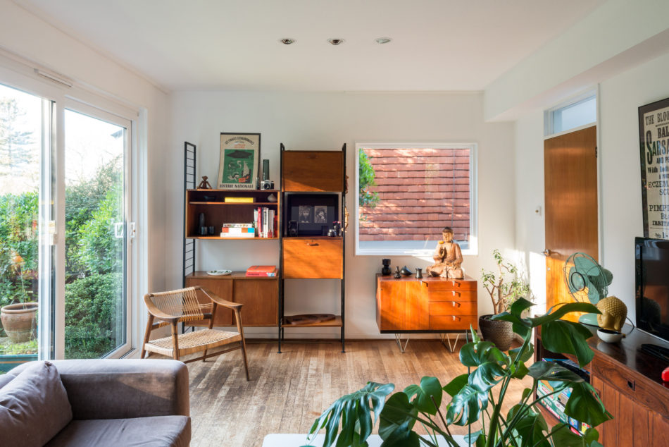 1960s housing estate Modern Shows Great Brownings