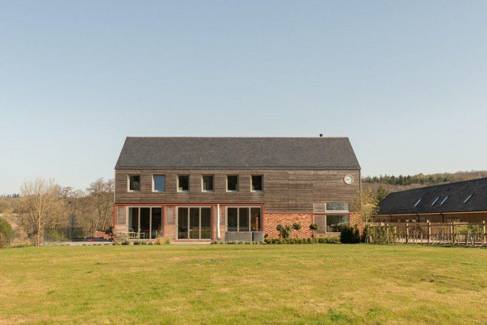 Bragenham, The Modern House