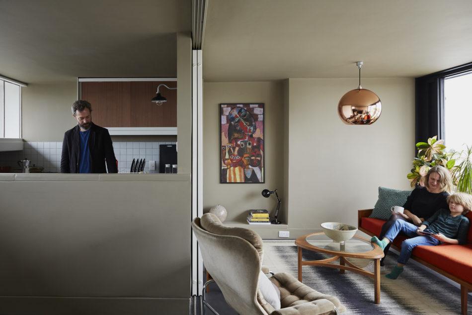 Modern Apartment in King's Cross London UnitedKingdom