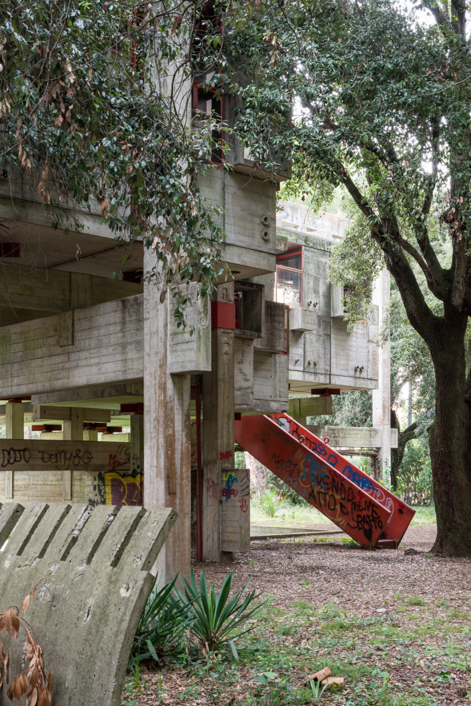 Italian Food Near Me Abandone Building Casa: 'An Unfinishable, Endless House': The Untold Story Of Casa