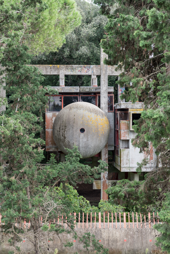 'An unfinishable, endless house': the untold story of Casa Sperimentale