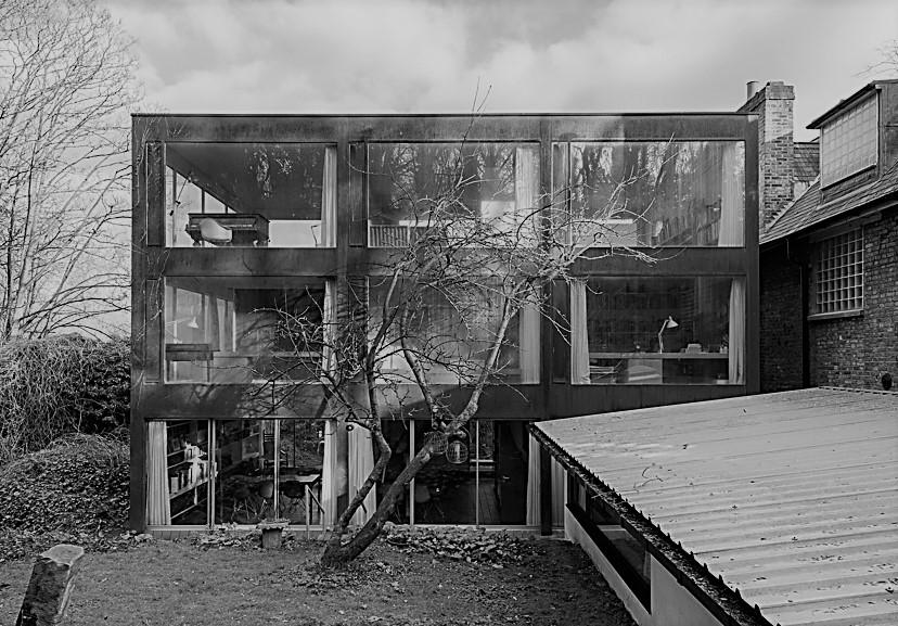 Winter House, Swains Lane, 1967