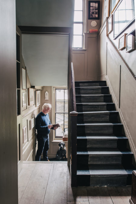 My Modern House: architect Chris Dyson on restoring listed buildings at his Huguenot house in Spitalfields