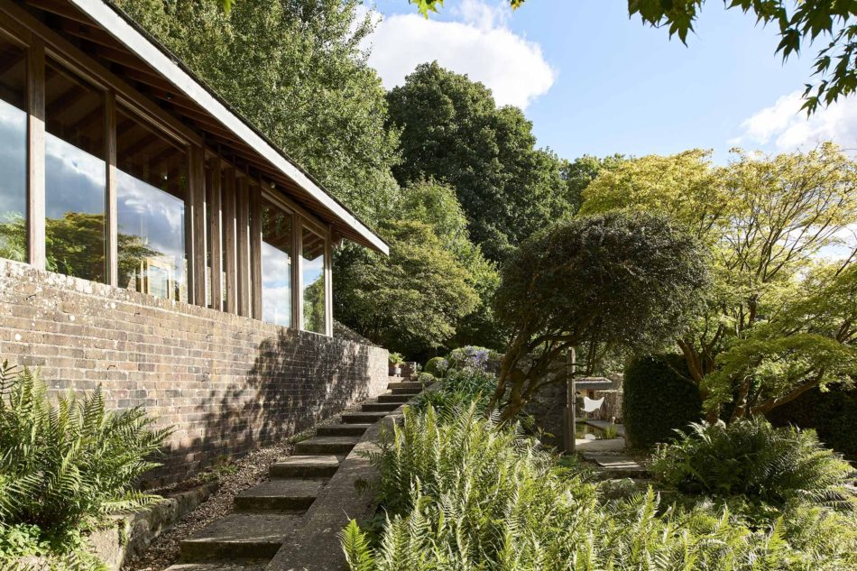 1960s modernist house ansty plum coppin dockray
