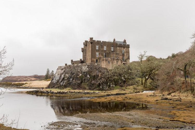 Dunvegan Castle,Dunvegan