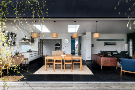 Room for Growth: contemporary extension design ideas