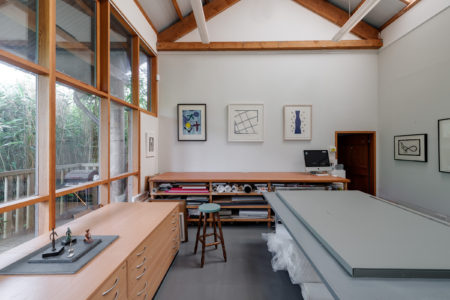 Space for Art's Sake: six beautiful homes for creatives