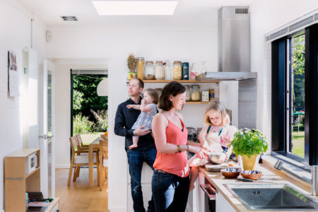 My Modern House: why a refurbished 1970s house in Seasalter, Kent, is the perfect family home for Kim and Richard Hill