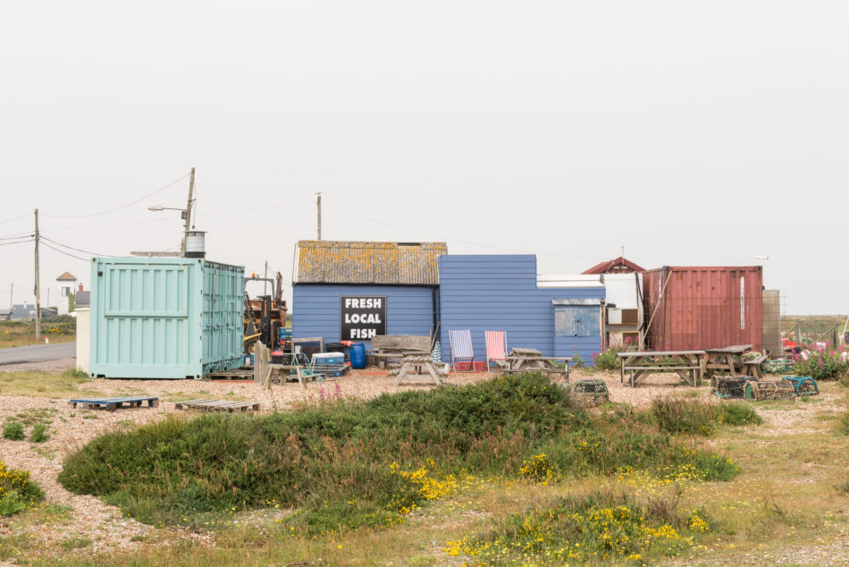 Dungeness Fish Hut Snack Shack, Dungeness
