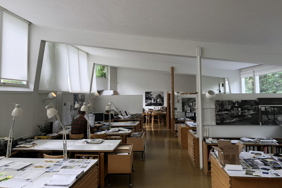 aalto studio main office