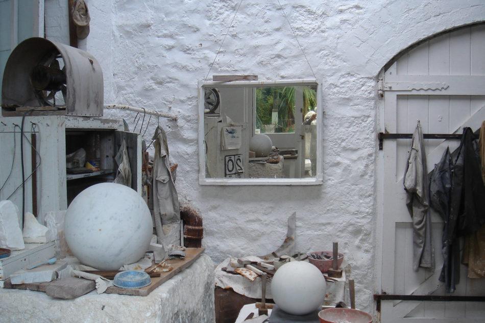 Barbara Hepworth's home, Cornwall