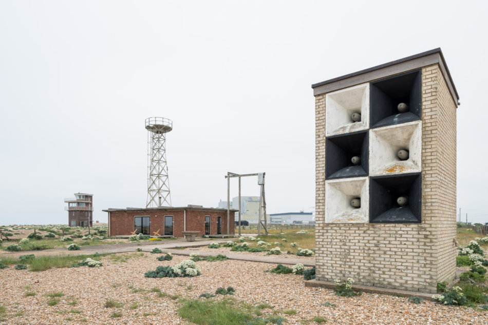 Fog signal in Dungeness