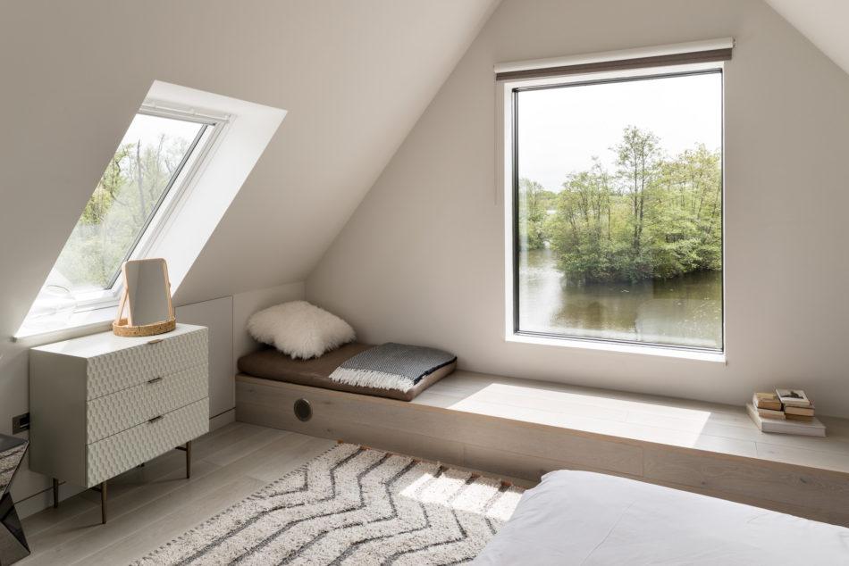A bedroom at Backwater
