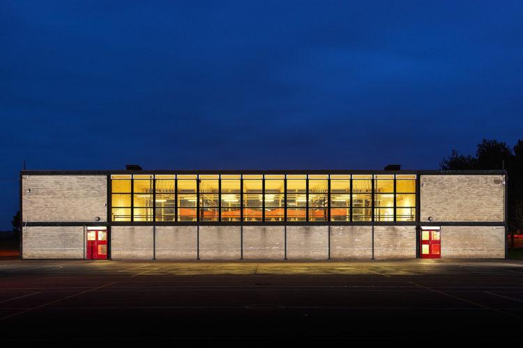 Hunstanston School Alison & Peter Smithson