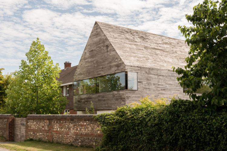 best architects homes matt gibberd