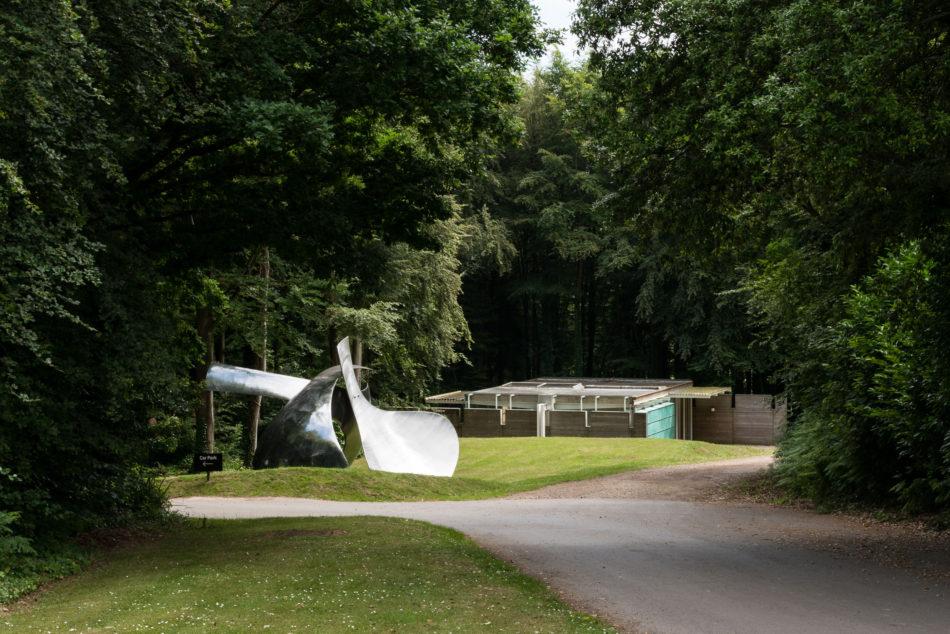 cass sculpture foundation wilfred modernist