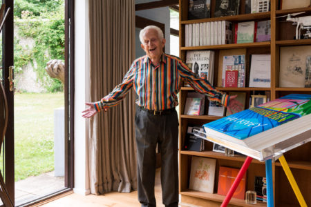 My Modern House: Wilfred Cass on starting Cass Sculpture Foundation and living in a Modernist masterpiece