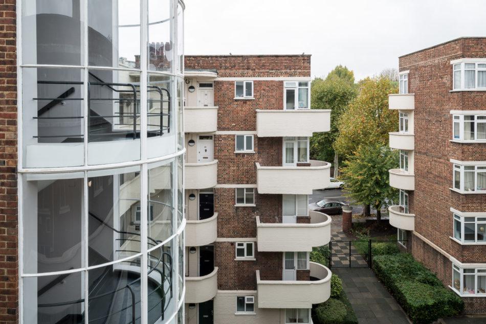 1930s Modernist blocks