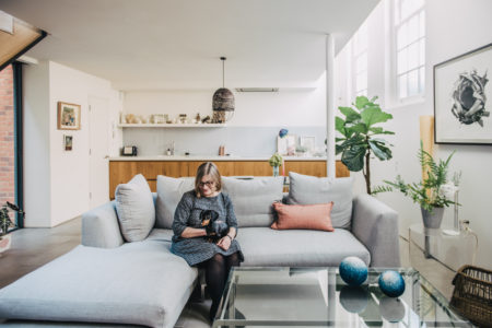 My Modern House: Flow Gallery owner Yvonna Demczynska on contemporary ceramics and city life at her live/work home in Notting Hill