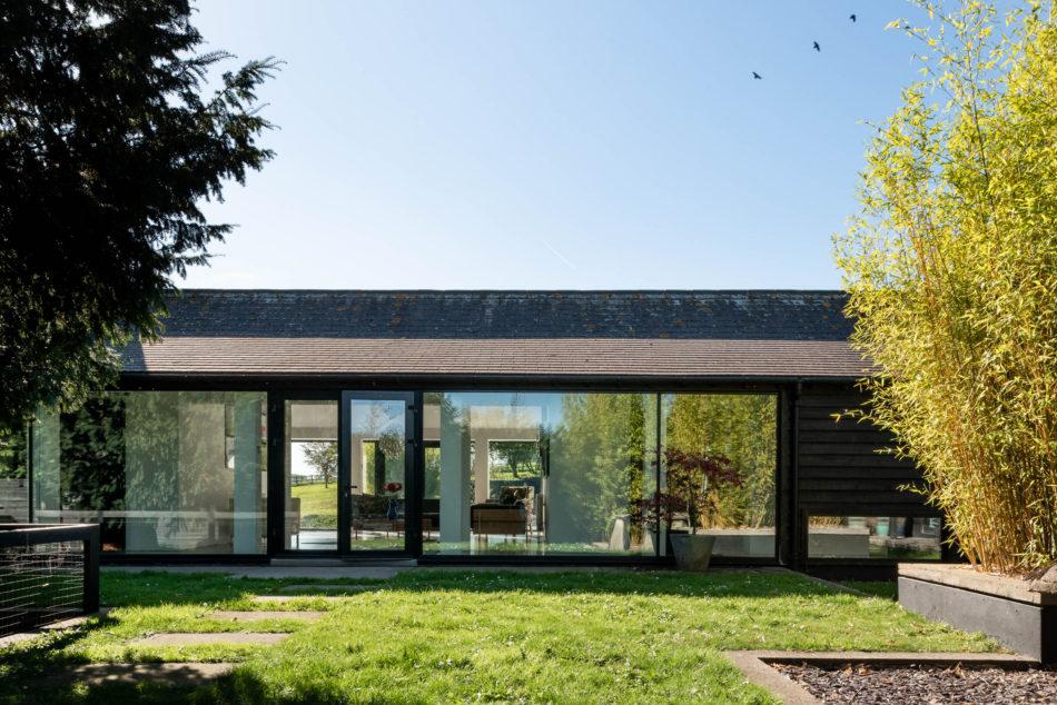 contemporary country homes
