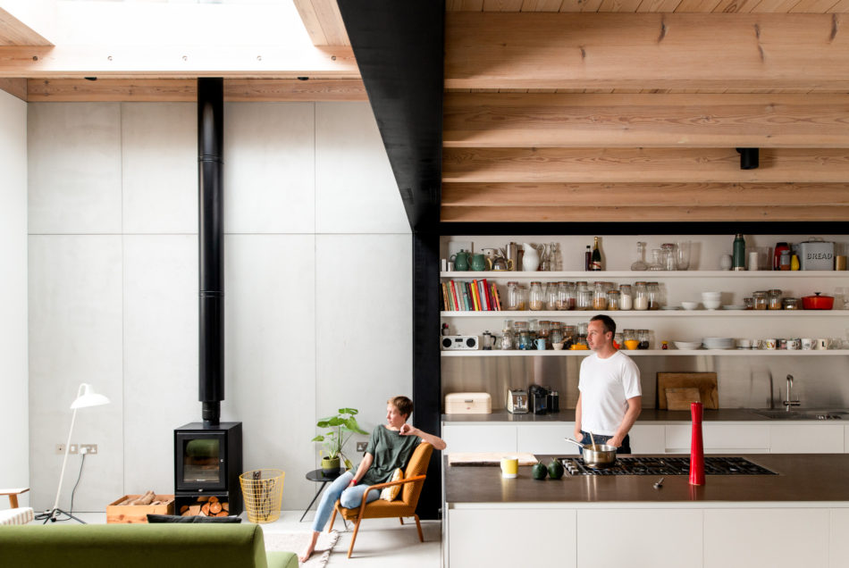 rupert scott and leo wood at their house of the year nominated