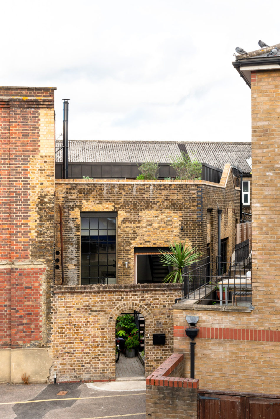 converted gin distillery whitechapel