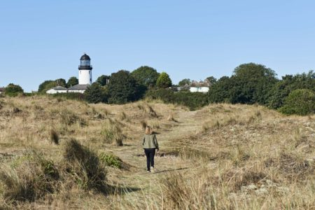 My Modern House: architect Sally Mackereth on living in a lighthouse at her enchanting holiday home in Norfolk