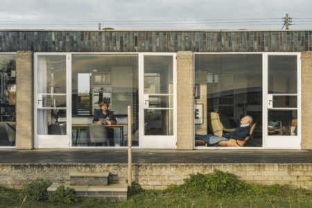 Open House: Anne and Bruce Page on the brilliant simplicity of their 1970s home by the sea at Shingle Street, Suffolk
