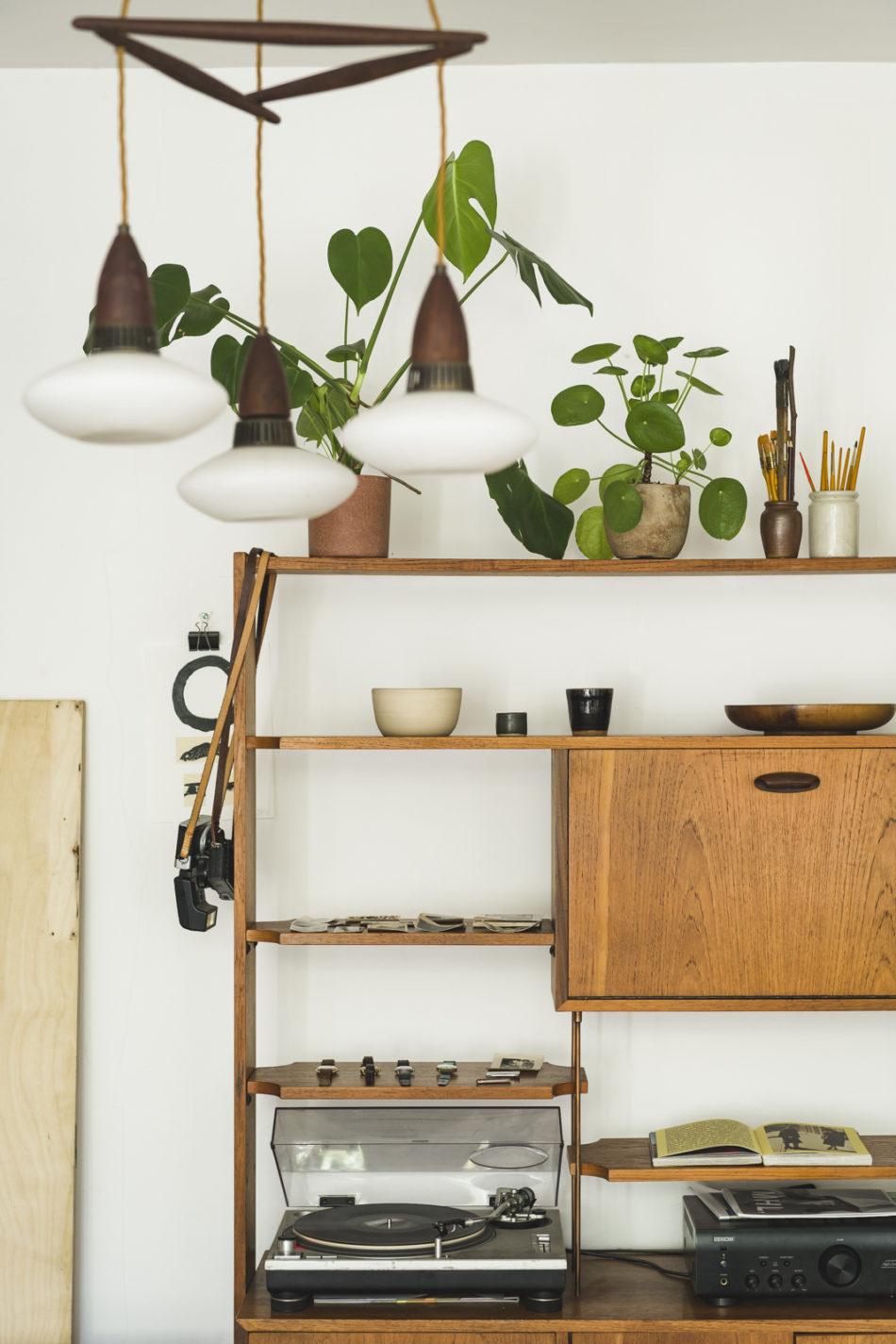 vintage interior design Tom ODell Studios