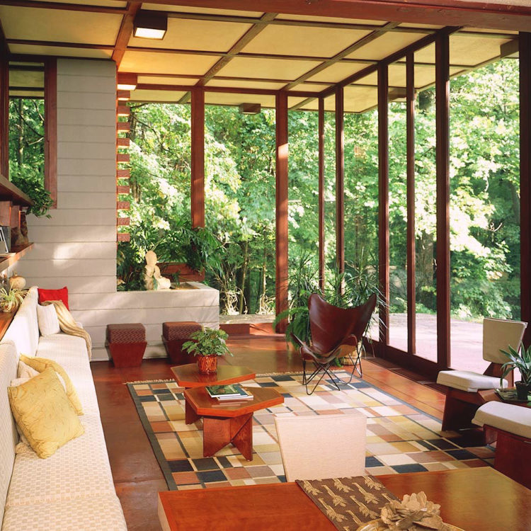 Louis Penfield House, Frank Lloyd Wright