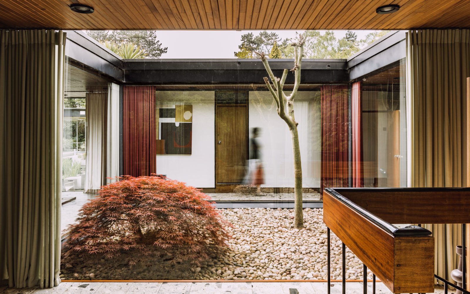 Square Deal: home courtyard inspiration, part two  The Modern House