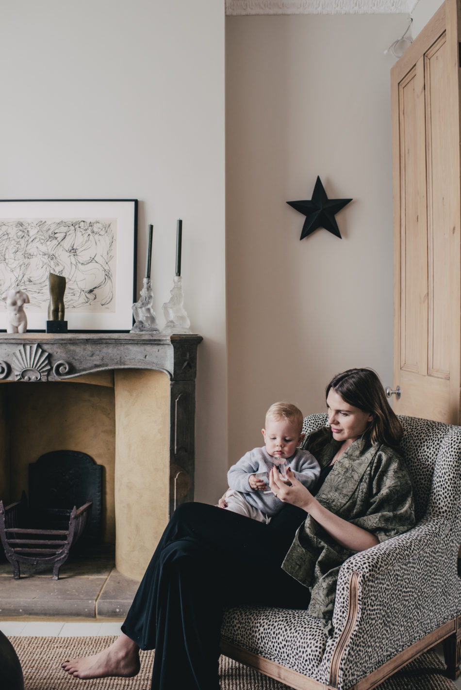 Emma Champtaloup on building a family home in north London