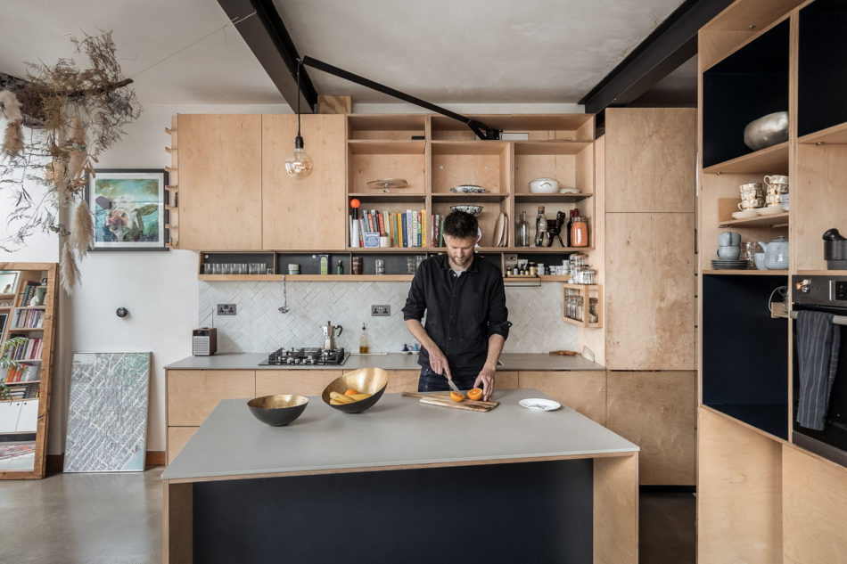 Sean Ronnie Hill And Mallika Chaudhuri On Renovating A Family Home