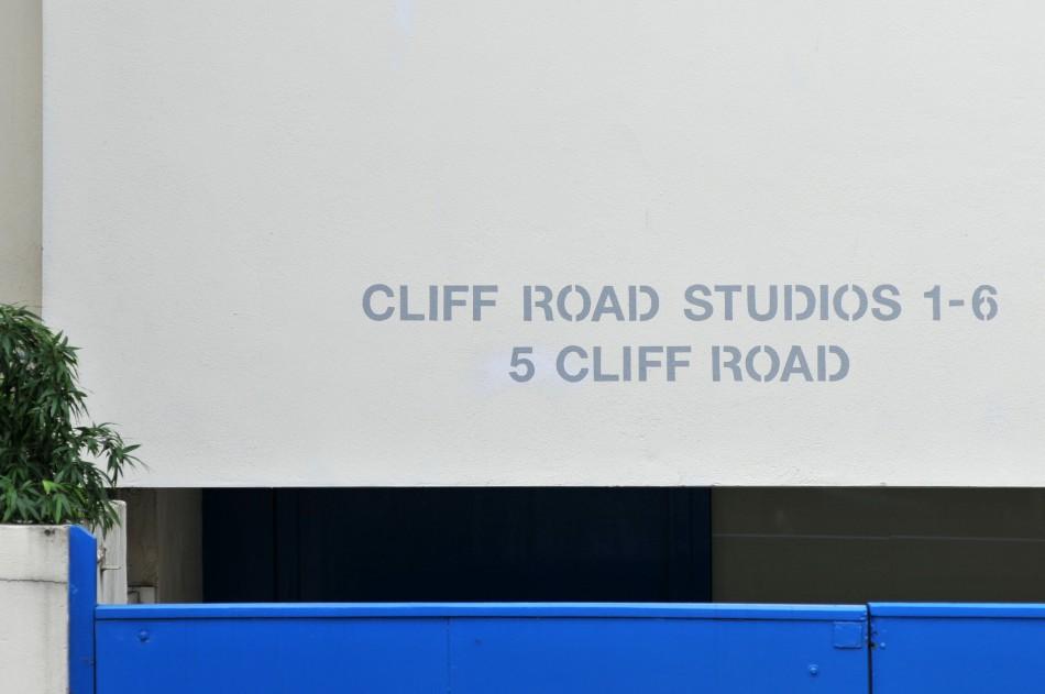 Cliff Road Studios History #1