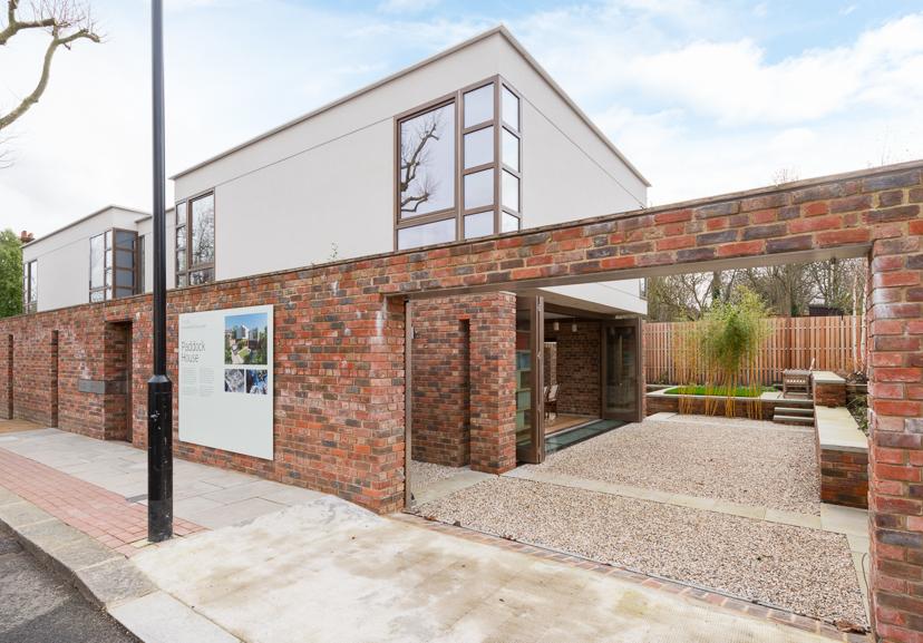 Paddock house grove park london se5 the modern house for Grove park house