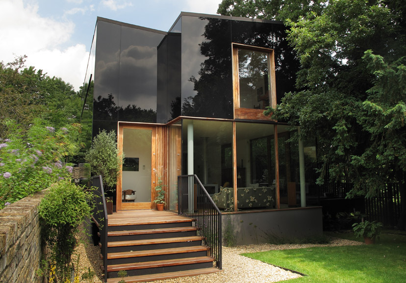 The tree house london se26 the modern house for Modern house london