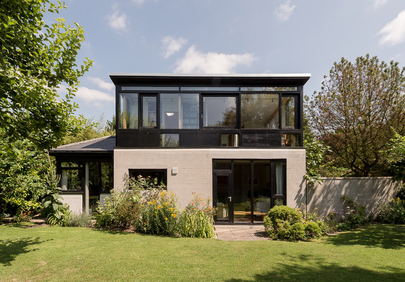 haslingfield cambridgeshire the modern house